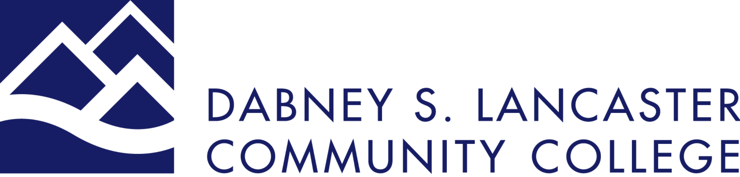 dabney s lancaster community college logo