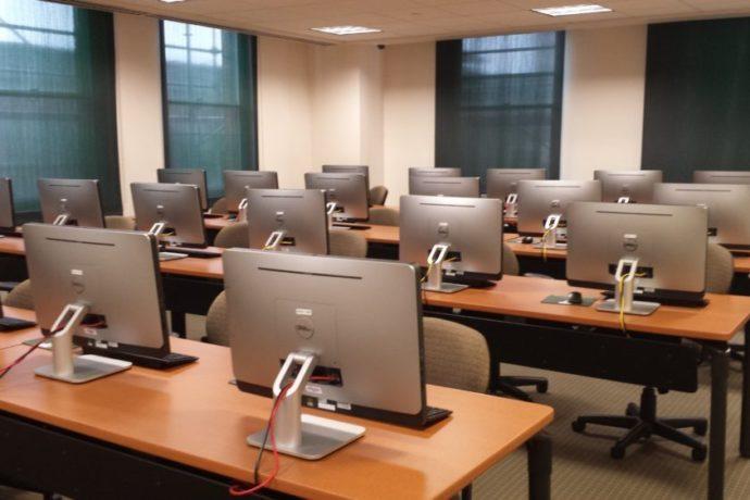 computer lab 202