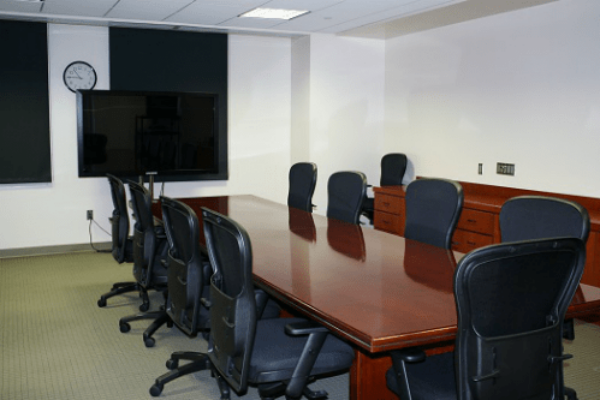 conference room 201D